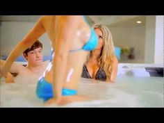 LYNX Rise Wake Up Calls - Funny Cool Sexy Ads With Jessica Jane Clement