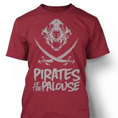 Pirates of the Palouse