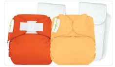 bumGenius 4.0 One-Size Cloth Diapers - by Cotton Babies - If we go cloth and do an AIO system