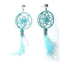 Ideal+Turquoise+earrings Buy Dream Catcher, Dream Catcher Earrings, Gold Pearl, Turquoise Earrings, Pearl Earrings, Red, Pearl Studs, Bead Earrings, Pearl Stud Earrings