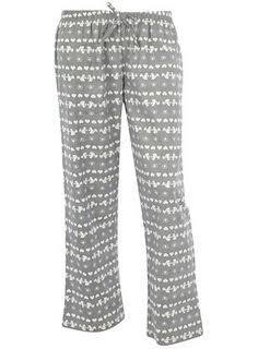 Squirrel pajama pants!  I can't WAIT to lounge in these!  :-)