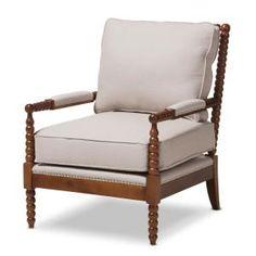 Fresh Landor Printed Accent Chair