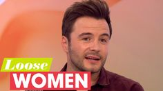 @ShaneFilan On Working With @NadineCoyleNow at the @loosewomen Today.