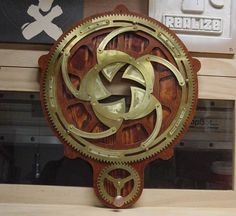 Fascinating Mechanical Iris Steampunk Projects | Hack N Mod: cool movement…