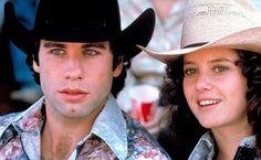 URBAN COWBOY (1980) - John Travolta & Debra Winger - Paramount - Publicity Still.