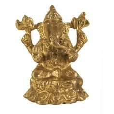 Buy #BrassLoutsGanesha at Puja Shoppe. As legend goes, Lord Ganesha is the first…