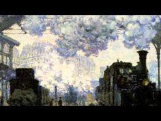 Erik Satie: Ogives Erik Satie, Romantic Period, Song Artists, Music Songs, Monet, Illustration, Piano, Painting, Outdoor