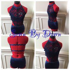 Sewn By Dawn Custom Dance Costume