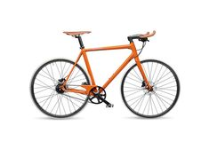 Although Hermes have had brought out quite a few bicycles throughout the years, the Sportif d'Hermes is their killer unisex ride.