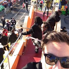 The Best Performance Of The Thanksgiving Day Parade Goes To Jimmy Fallon And The Roots