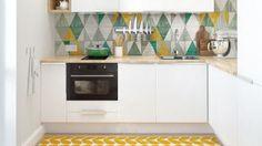 Déco+:+mettre+de+la+couleur+dans+sa+cuisine