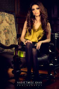 { Pakistan Fashion Photo Shoot } Gorgeous Faryal Makhdoom's Photo Shoot for Hello Magazine by LABELS - Pakistani Models, Pakistani Actress, Fashion Photo, Fashion Models, Fashion Outfits, Faryal Makhdoom, Hello Magazine, Profile Picture For Girls, Pakistan Fashion