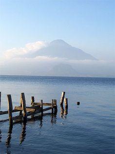 Guatemala - Lac Atitlán - Panajache