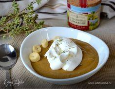 Велюте из сушеных белых грибов Суп-велюте (от французского velouté — бархатистый) полностью соответствует своему названию. Нежный, кремовый, бархатистый... Этот суп получается очень ароматный! Любители грибных супов обязательно его оценят! #едимдома #рецепт #готовимдома #кулинария #домашняяеда #суп #велюте #грибы #грибнойсуп #вкусно #обед