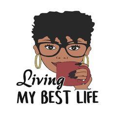 Black Love Art, Black Girl Art, Black Girls Rock, Black Girl Fashion, Black Is Beautiful, Black Girl Magic, Beautiful Lips, Women's Fashion, Black Girl Quotes