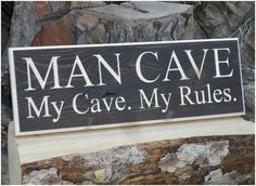 unique gift for Father's Day man cave sign via ManCaveSigns on etsy