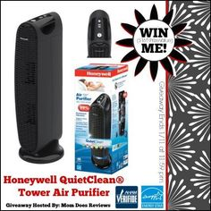 Air purifiers really do help the air you breath be healthier. Honeywell has some of the best ones out there. Check out the Honeywell QuietClean Tower Air Purifier.
