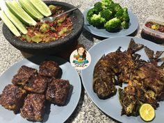 Ikan Bakar Baronang (CWS Vlog di Jakarta #14) – Cooking with Sheila Main Menu, Jakarta, Dishes, Cooking, Ideas, Kitchen, Tablewares, Thoughts, Brewing