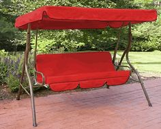 Replacement Canopy For Garden Swing Seat For 2 U0026 3 Seaters