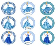 http://www.creativeprintables.org/free-cinderella-party-ideas.html