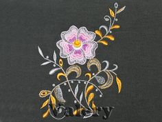 Twig (free) | Machine embroidery design