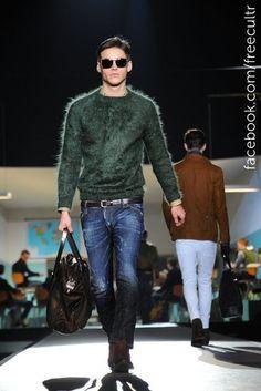 Men's Fall Collection 2012: Milan Fashion Week