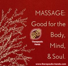 Relax your body, mind and spirit by getting a massage in the comfort of your own home. I provide mobile massage therapy and lymphatic drainage massage in South Florida: Broward, Fort Lauderdale, Weston, Plantation and surrounding areas. www.therapeutic-hands.com #mobilemassage #relax #southflorida #fortlauderdale