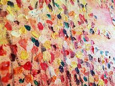 Olejomaľba ma plátne. Abstraktná maľba jesene v zemitých farbách a teplých tónoch. Maľba je chránená UV lakom a má rozmery 20 x 20 cm. Plátno je vysoké 3 cm. Hodí sa do obývačky alebo chodby.