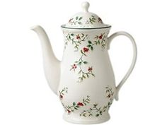 #holiday cooking 2-qt. Winterberry Coffee Server by Pfaltzgraff at Cooking.com