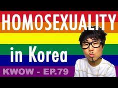 Homosexuality in South Korea (KWOW #79) (+playlist)