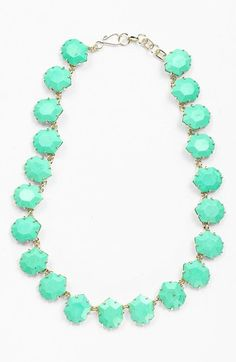Kristen this is more the color you were thinking????   Kendra Scott 'Sam' Stone Necklace available at #Nordstrom