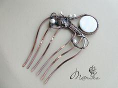 Авторские украшения в технике Wire wrap marika_63
