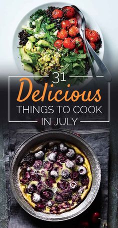 31 delicious things you should eat in january feel as good as 31 delicious things to cook in july forumfinder Gallery