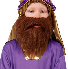 Forum Novelties Biblical Times Wiseman Child's Costume Beard >>> Be sure to check out this awesome product.