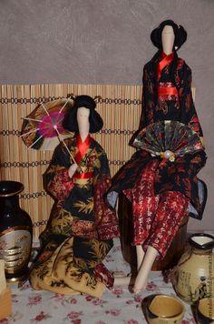Tilda dolls handmade.  Fair Masters - handmade.  Buy Tilda ,, ,, East.  Handmade.  Multicolored, Japan, Chinese doll