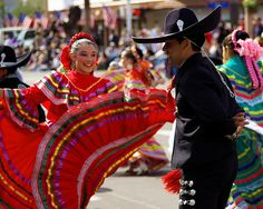 This week marks the anniversary of Charro Days in Brownsville, Tx! It is a celebration showcasing the friendship between people in Texas and Mexico. We are proud of our city's heritage! Mexican Heritage, Hispanic Heritage, Shall We Dance, Just Dance, Ballet Folklorico, Spanish Dance, Parade Route, Mexican Fashion, South Of The Border