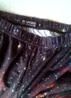 Kup mój przedmiot na #vintedpl http://www.vinted.pl/damska-odziez/inne-ubrania/14125527-legginsy-romwe-s