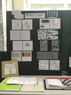 FIRST DISPLAY // DESIGN COMMUNICATION MIDTERM (+VISUAL ART ASSIGNMENTS DISPLAY)