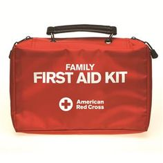 Deluxe Family First Aid Kit - Red Cross Store