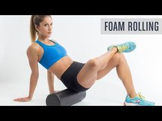 Foam Rolling / Foam Roller Basics - YouTube