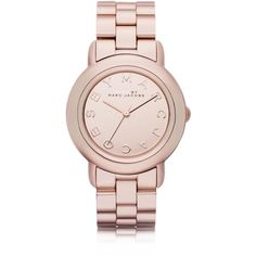 MARC By Marc Jacobs Marci 36MM (13.115 RUB) ❤ liked on Polyvore featuring jewelry, watches, accessories, bracelets, relogios, marc by marc jacobs, stainless steel jewelry, logo watches, stainless steel jewellery and stainless steel watches