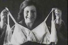 1914. Nace el sostén moderno inventado por Mary Phelps