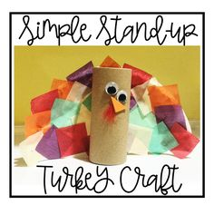 Simple Stand-up Turk