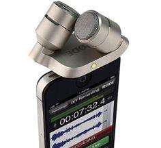 Rode iXY Stereo Microphone for iPhone & iPad - 1-RODIXY | Videoguys Australia