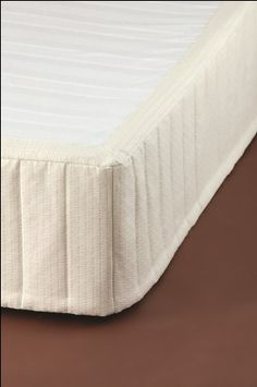 Commercial quality Bed Valance by HotelHome Australia. 4 sided ... : quilted bed valance - Adamdwight.com