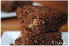 US Masala: Nutella Brownies