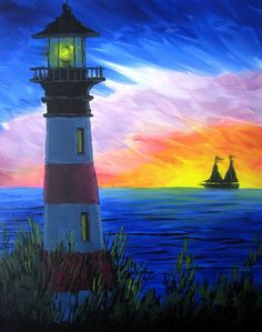 Image result for sunset paintings