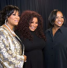 The 3 Legends<3 - Miss Patti LaBelle, Miss Chaka Khan & (Queen) Gladys Knight!!