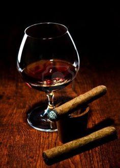Cognac  cigars