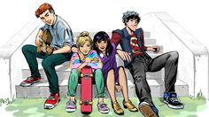 """An Archie Comics Character Comes Out As Asexual """"For the stories it's good to have someone not mired in the hormonal teen romances, and it adds to that 'outside-looking-in' quality,"""" says writer Chip Zdarsky."""